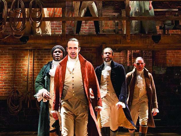 Hamilton at CIBC Theatre
