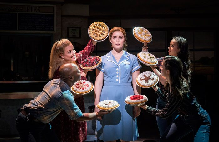Waitress [CANCELLED] at CIBC Theatre